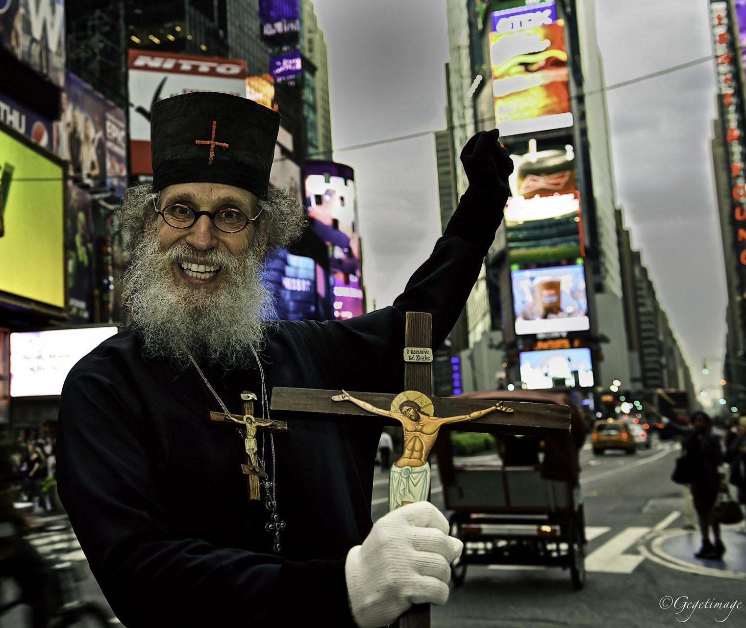 Le diable vit à Times Square