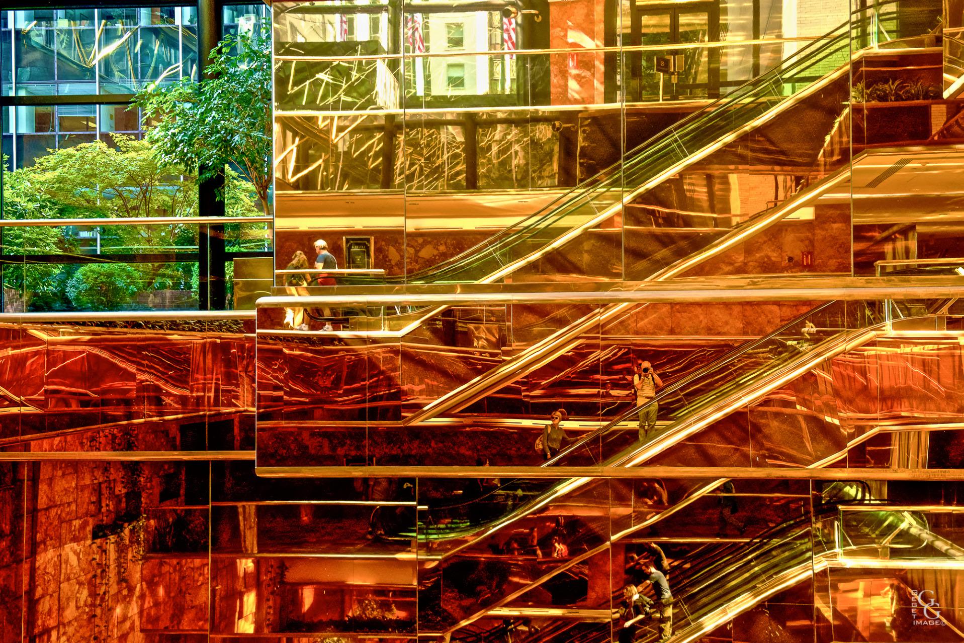 Labyrinthe moderne