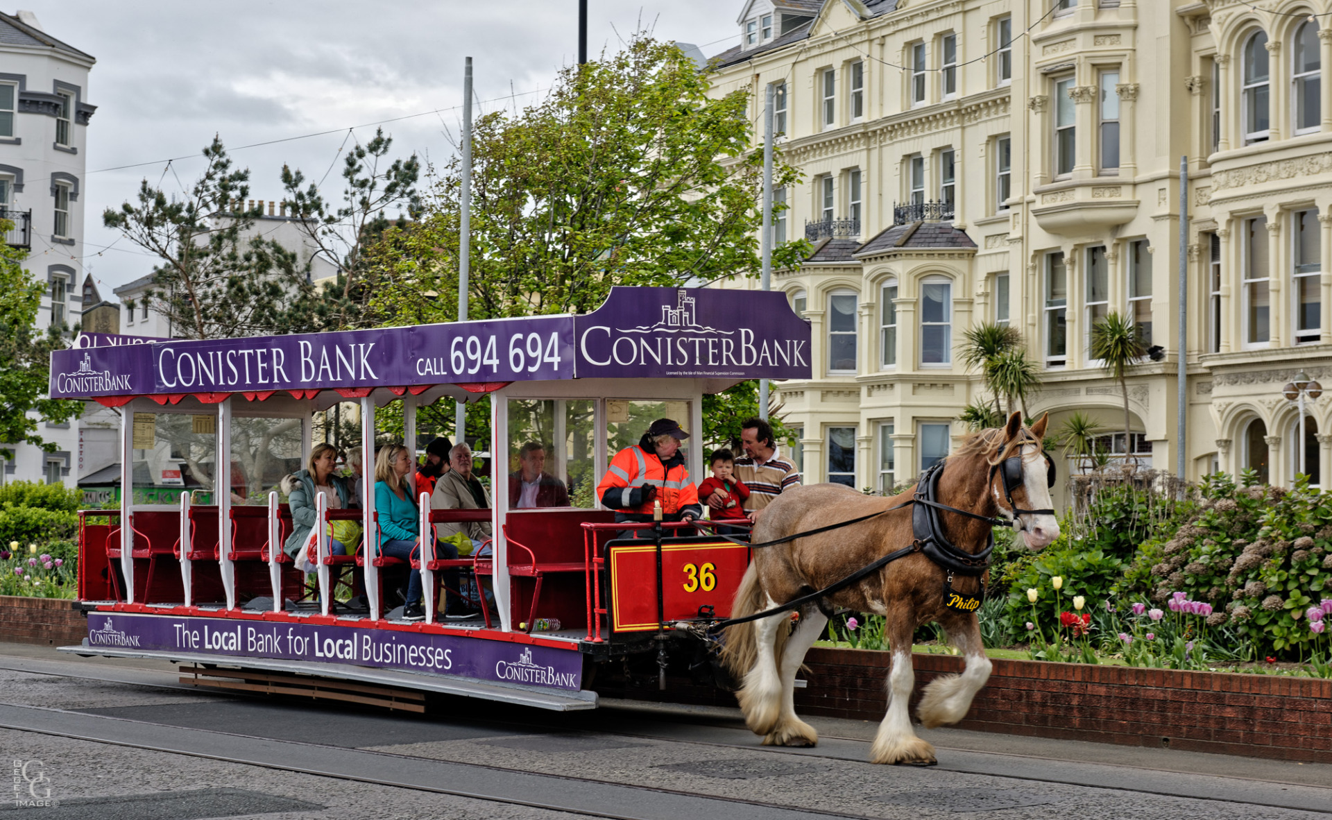 Horse Drawn Trams